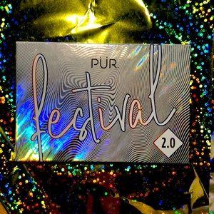 PüR Festival 2.0 Eyeshadow Palette